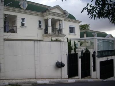 Casa Sobrado-Tremembé/São Paulo