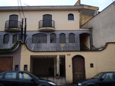 Casa Sobrado-Tucuruvi/São Paulo